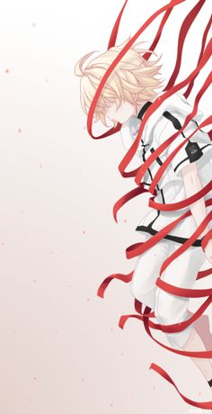 Vampire by vonderer-v on DeviantArt Aesthetic Japan, Aesthetic Anime, Animes Wallpapers, Cute Wallpapers, Yandere, Mika Hyakuya, Nagisa Shiota, Seraph Of The End, Another Anime
