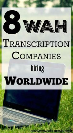 Are you having a hard time finding companies which hire Transcribers globally? Here is the list of companies which recruit transcribers worldwide and even beginners too.