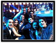 Teen Wolf cast at VMA 11 by LightninBluEyes
