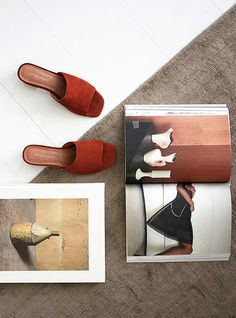 Loafers are ideal for women on-the-go. Purchasing a penny loafer is certainly not an easy job. My preferred selection of penny loafers actually are av. Mood And Tone, Loafer Mules, Prop Styling, Flatlay Styling, Shoe Art, Editorial Fashion, Fashion Photography, Photography Tips, Fashion Shoes
