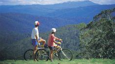 Namadgi Ranges, ACT. © Destination NSW