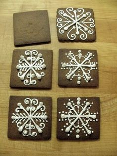 Gingerbread – not just for houses anymore: step-by-step photos and tips.