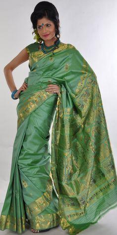 Green & Grandiose, Baluchari