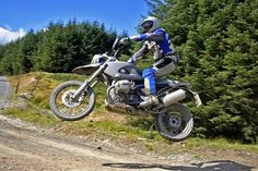 Bmw HP2 Enduro. The best enduro bike for adventure travel