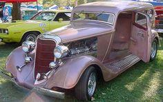 1934 Dodge Custom 4dr Sedan
