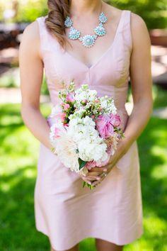 Bridesmaids pink boutiques by Cupertino wedding photographer TréCreative Film&Photo http://trecreative.com/