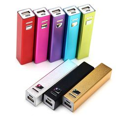 Power Bank 18650 Battery DIY Charger Portable for Flashlight