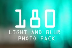 Light And Blur Photo Pack by MAGOO STUDIO on Creative Market