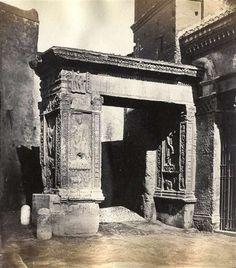 1865 circa Arco degli Argentieri