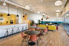 WeWork Embarcadero Center Coworking Offices by MSA architecture + design, San Francisco – USA