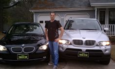 """""""Before ViSalus, I never thought we'd ever have a BMW. Thanks for paying for two of them!"""" - Ed Girard"""