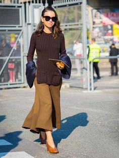 The One Top Every Fashion Insider Owns via @WhoWhatWear