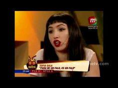 Sofia Gala, sin filtro en La hormiga imperial