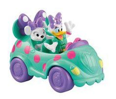 Fisher Price Disney Minnie - Daisy pup mobile onvertible