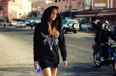 Femi Pleasure BELLEZZA sweatshirt