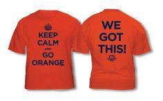 Need I say more? #OrangeNation