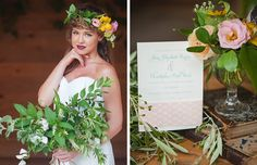 Styled Shoot | In Full Bloom | WellWed.com | Photography: Casey Hendrickson Photography