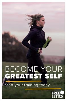Running is intimidating for you? Stop holding yourself back. If you are not happy, make a change. Get a virtual personalized Running Coach. Try out our effective interval training and distance runs for faster results. Also ideal for beginners.