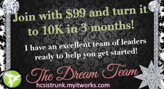What is your goal? Is it $300 a month? $600? I can help you! Private message me!!!