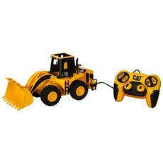 CAT Job Site Machines L&S Remote Control Vehicle - Wheel Loader