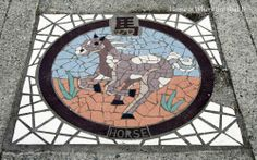 January 31st started the Year of the Horse!!! although at our place we think every year is for the horse and the newf!!