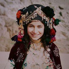 Christian woman from Aqra, North West Kurdistan, 1947.