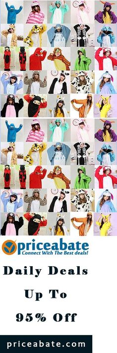 #Priceabate Adult Animal Pajamas Onesies Kigurumi Pyjamas Cosplay Costume Onesie Anime New - Buy This Item Now For Only: $20.98