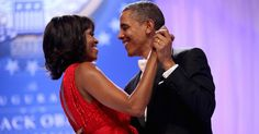 Former president Barack Obama attributes his political success to his wife.