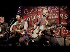 "Plain White Ts ""1, 2, 3, 4"" - NAMM 2011 with Taylor Guitars"