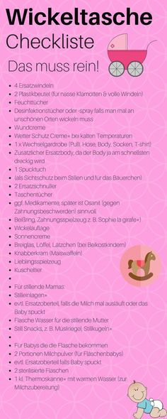 Checkliste Wickeltasche - Was gehört in die Wickeltasche? Checklist for the diaper bag. What belongs in the diaper bag. Buy Diaper bag, Diaper bag, Diaper changing bag, Changing diaper bag, Changing d Boy Diaper Bags, Black Diaper Bag, Luxury Diaper Bag, Diaper Bag Checklist, Baby Zimmer, Free Diapers, Cloth Diapers, Baby Co, Baby Baby
