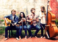 The Barefoot Movement - Awesome Bluegrass Group