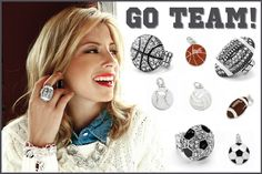 No matter which team you're rooting for, Just Jewelry has the perfect pieces for your game-day getup!  Click the link to buy these items online through an independent Consultant!  http://justjewelry.com/FindConsultant.aspx  #justjewelry #jewelry #fashionjewelry #fashionaccessories #fallfashion #gameday #sports