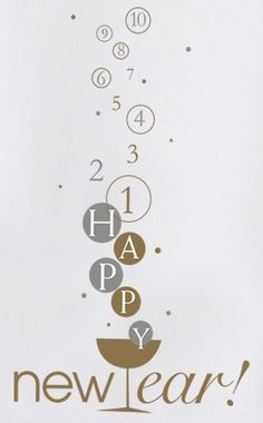 New Years idea pinned with Bazaart