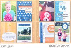Summer PL Page by Jennifer Chapin