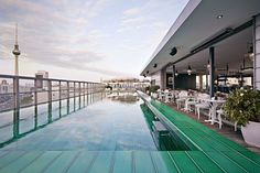 Rooftop Pool in Berlin - SOHO House