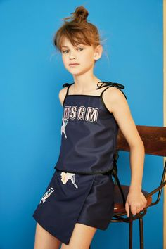 MSGM Kids Spring/Summer 16 at Shan and Toad.