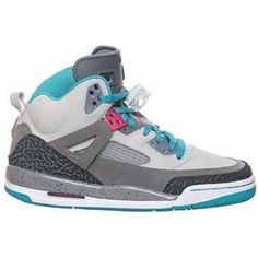 quality design 1624c c9047 317700-063 Air Jordan spizike pre school ntrl gry vvd pnk cl gry A23018  Cheap
