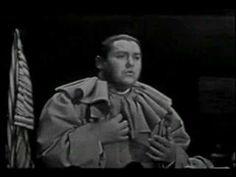 """""""Vesti la giubba"""" Pagliacci sung by Jussi Björling - greatness personified  Re: JUSSI BJORLING SINGS """"VESTI LA GIUBBA"""""""