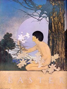 Easter - Maxfield Parrish