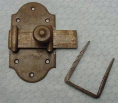 Bob Roth specialize in cast and wrought iron door and Cabinet hardware. Antique Hardware, Cabinet Hardware, Wrought Iron Doors, Patriots, Two By Two, Bob, Antiques, Antiquities, Antique