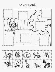 Z internetu - Sisa Stipa - Picasa Web Albums Activities For 6 Year Olds, Preschool Activities, School Worksheets, Worksheets For Kids, Tot School, School Fun, Childhood Education, Kids Education, Science Experience