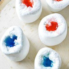 Marshmallow Jello Shots