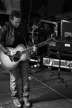 Chris Tomlin- I have listened to his music for years... Someday I hope to see him perform live.  Added to the bucket list