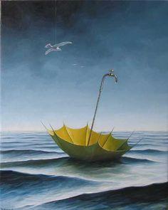 Thor Lindeneg, Umbrella