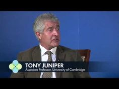 Tony Juniper discusses with Climate One the benefits that the ecosystem can provide, if treated properly.