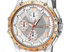 Relógio Magnum MA 32461 Z Masculino - Esportivo Analógico com as melhores condições você encontra no Magazine Dufrom. Confira!