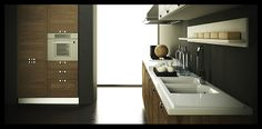 Kitchen  by Francesco Legrenzi