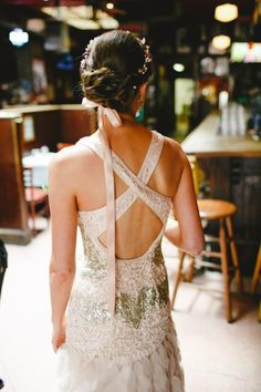 Bridal Gown Sample Sale Advice, How to Navigate Bridal Gown Sample Sales | St Francis DC Wedding | Danielle Almond Photography