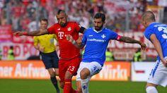 FC Bayern München -  SV Darmstadt 98, - 3-0