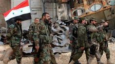 Asia Globe News: Syria: Syrian Forces Captures Largest Aleppo Rebel...